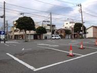 観光協会バス駐車場